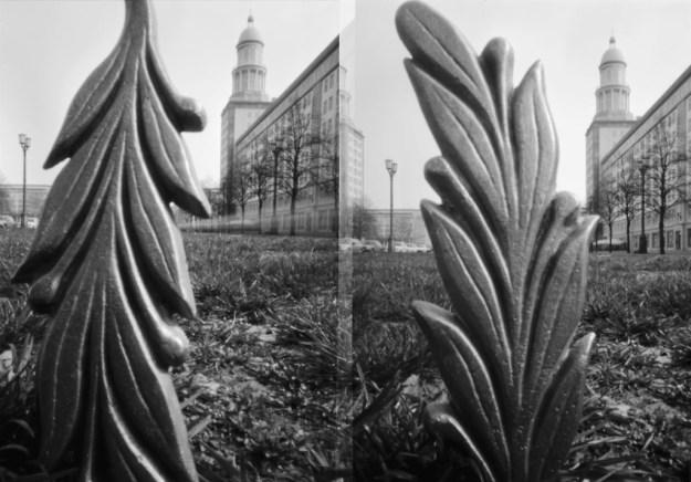 """Dietrich Oltmanns """"Feststellung"""", 2000, Gelatineprint"""