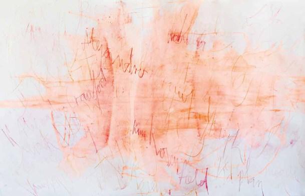 Sabine Herrmann, chaotic things, 2012
