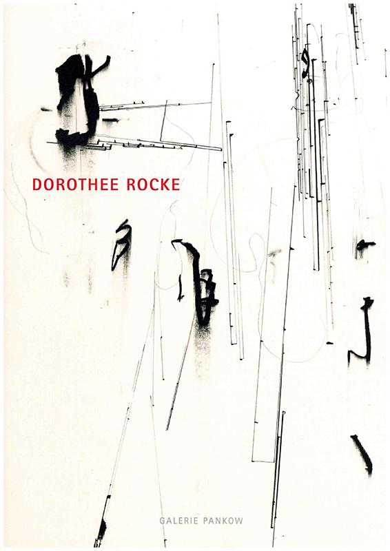 Dorothee Rocke Katalog Cover