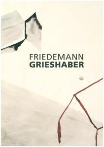 """Friedemann Grieshaber """"Orte der Langsamkeit"""" Cover"""