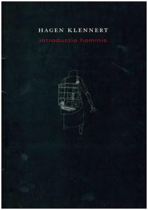 Hagen Klennert Introductio Hominis Cover