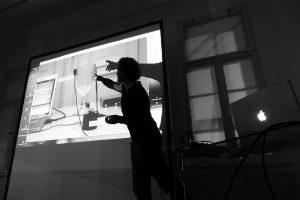Veranstaltung Klang Farbe 4 in der Galerie Pankow