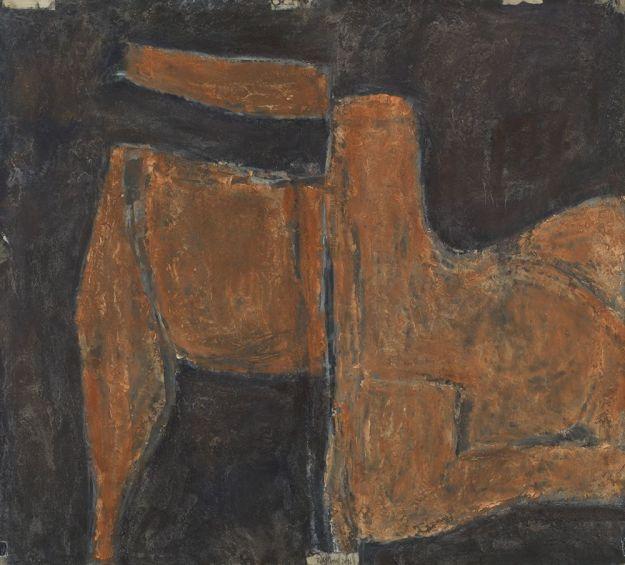 Malerei von Horst Zickelbein