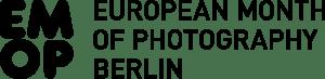 Logo des Europäischen Monat der Fotografie Berlin