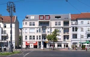 Berliner Straße Ecke Breite Straße Berlin / Galerie Pankow