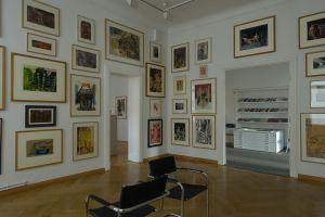 Kunstausstellung in der Galerie Pankow