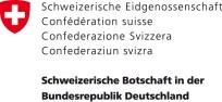 Logo Schweizer Botschaft