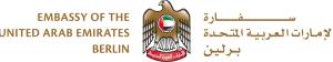 Logo der Botschaft der Vereinigten Arabischen Emirate