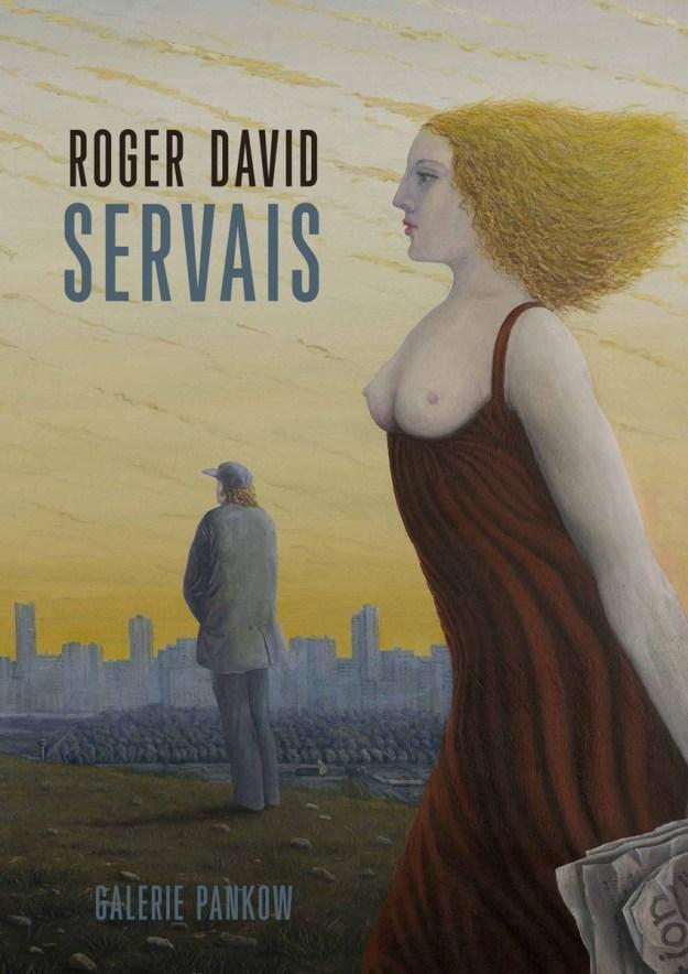Roger David Servais Ein Maler im Niemandsland Cover