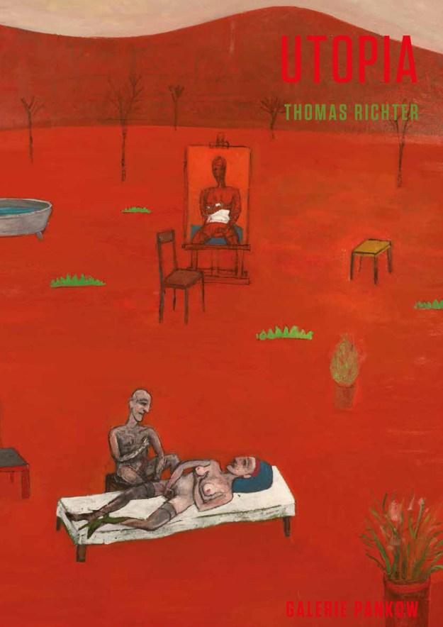 Thomas Richter Utopia Cover