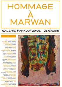 Hommage à Marwan Cover