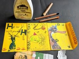 Neuer Online Workshop für Kinder: ich mach mit mein Buch