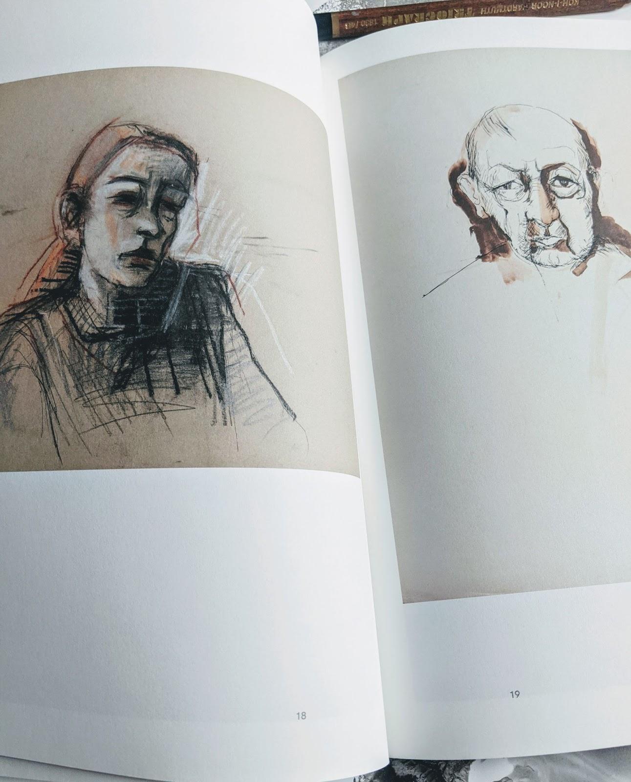 Katalog Bärbel Bohley - Künstlerin / Galerie Pankow