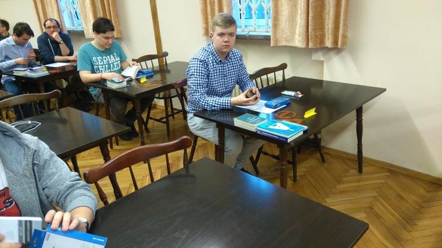 Veni, vidi, vici - Kamil Siemionek wśród zwycięzców LX Olimpiady Astronomicznej