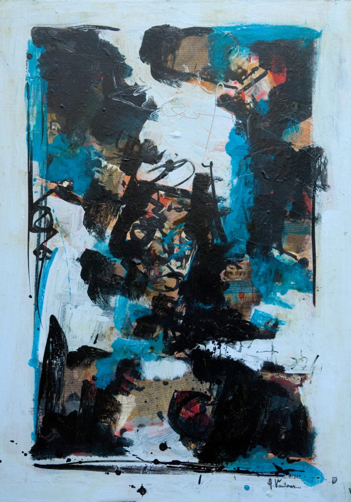 Anne Vautour Galerie 21