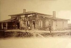 Pibrac ,la métairie de Mestre_Laurens,_maison_de_Sainte_Germaine._V._1920