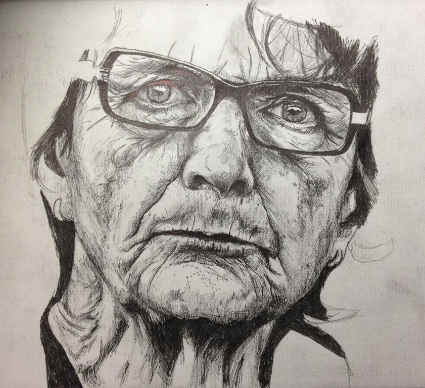 Comment Dessiner Un Portrait Hyperrealiste Sans Grille L Art De La Peinture Etape Par Etape