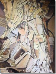 Nu descendant l'escalier Marcel Duchamp 1