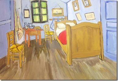 La chambre à Arles Vincent Van Gogh