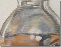 bouteille de whisky détail 2