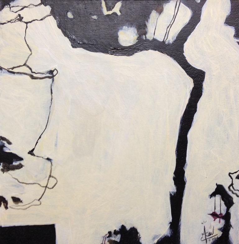 Comment Faire De Lart Abstrait Lart De La Peinture étape