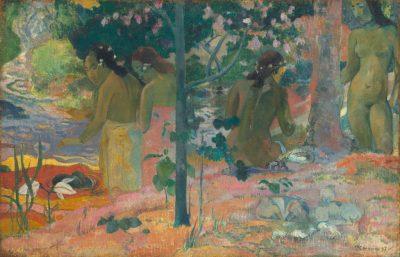 Paul Gauguin, Baigneuses, 1897