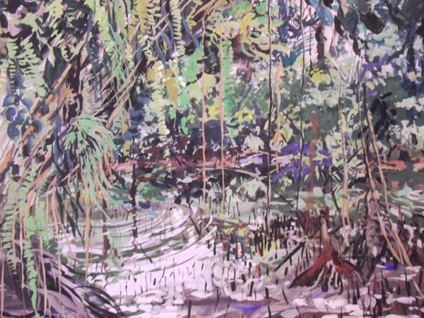 Michel BELLION - La mangrove