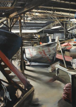 Christoff DEBUSSCHERE - Le chantier de Dinard