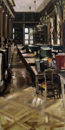 Christoff DEBUSSCHERE - la bibliotheque