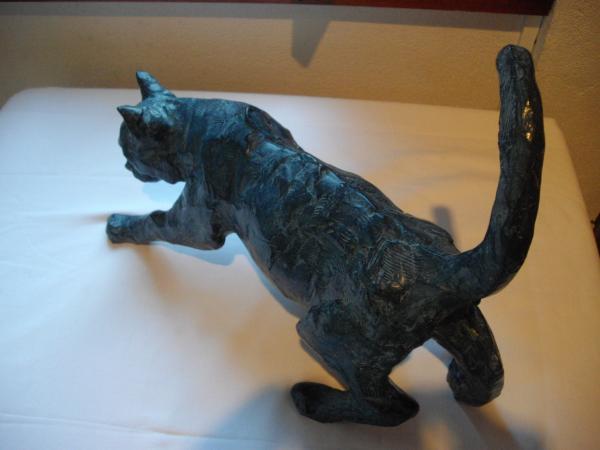 Danièle DEKEYSER - le chat