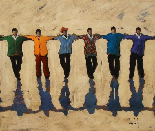 Olivier SUIRE-VERLEY - La danse des marins