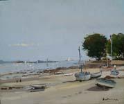 Gérard BARTHELEMY - bord de mer