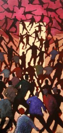 Olivier SUIRE-VERLEY - Structure 2010 60x120