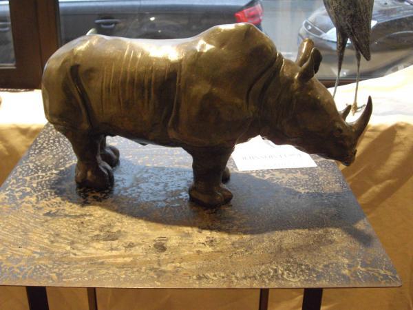 Jean Lemonnier - Le rhinocéroce