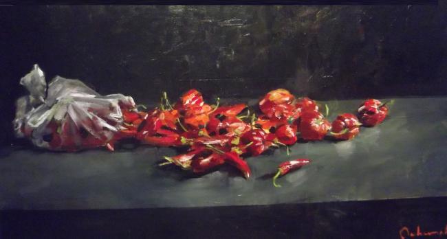 Christoff DEBUSSCHERE - les piments