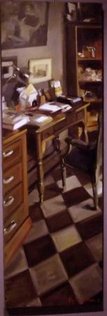 Christoff DEBUSSCHERE - 12 mon bureau 150x50