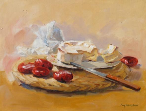 PUYBAREAU - Le camembert 12