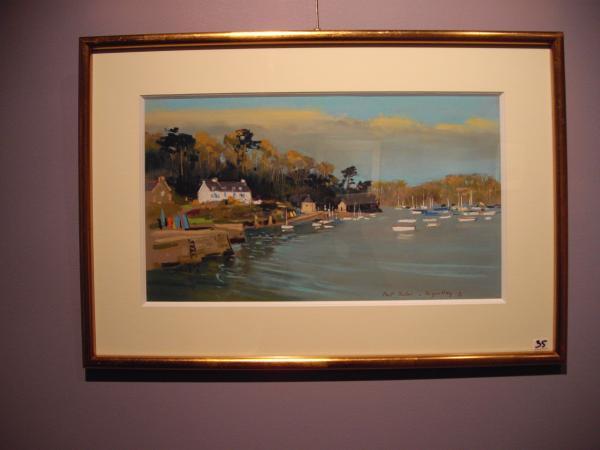 Jacques COQUILLAY - Bretagne 60x40 2012