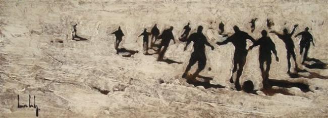Olivier SUIRE-VERLEY - 12 La partie 21.5x59
