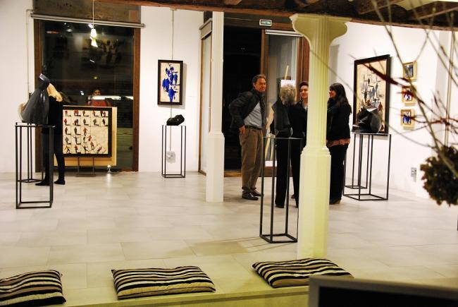 Les premières minutes de la galerie Barcelona - Les premières minutes de la galerie