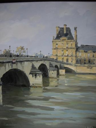 Stephane RUAIS - 13 le Pont neuf