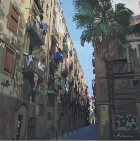 Jacques GODIN - 13 San Pau Barcelona