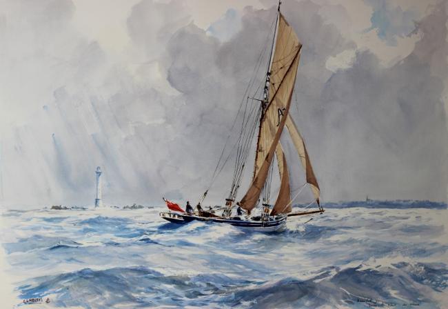 Guy LHOSTIS - 13 Annabel J