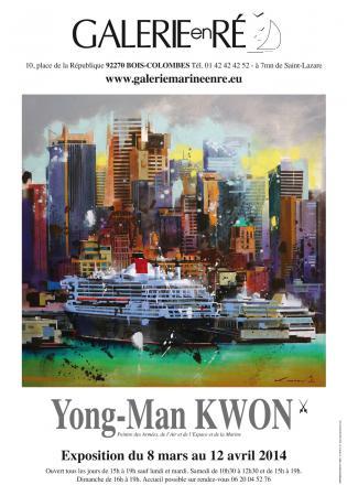 Yong-Man KWON - 2014/Affiche