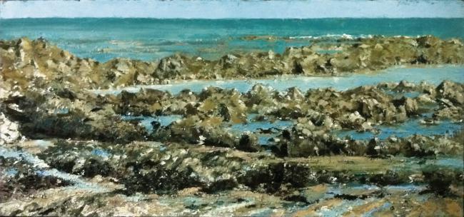 Valérie LE MERRER - Les petites roches