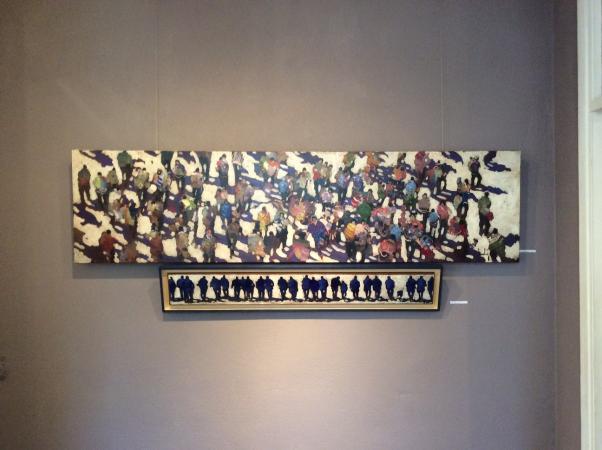 Olivier SUIRE-VERLEY - 16 Galerie 5