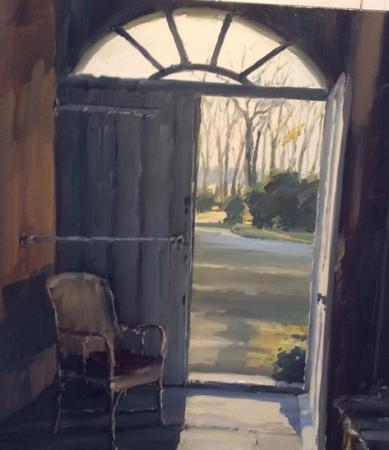 Stephane RUAIS - 2017 Porte ouverte sur le parc (Keremma) 20P