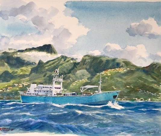 Guy LHOSTIS - 2017 Tahiti 3