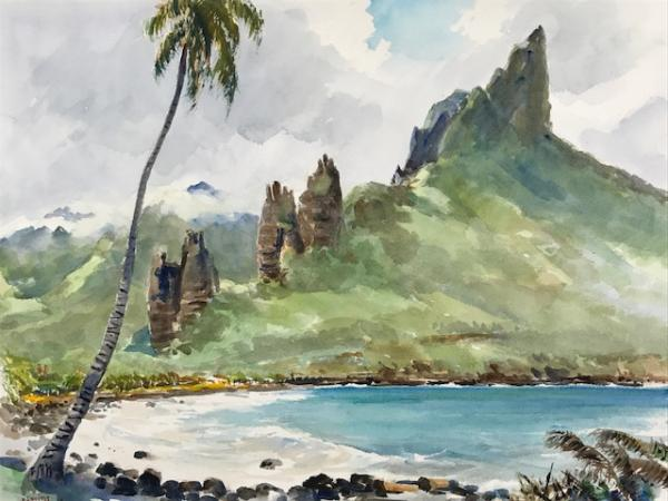 Guy LHOSTIS - 2017 Tahiti 6