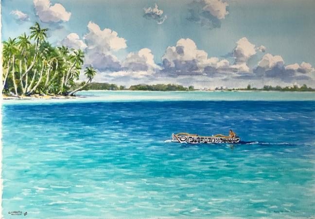 Guy LHOSTIS - 2017 Tahiti 11